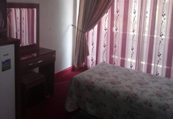 هتل ساسان