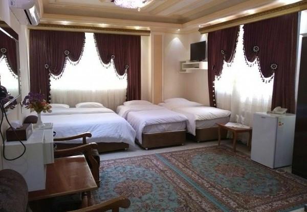 هتل دهدار