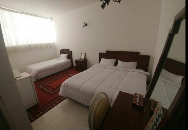 هتل آرامش -خاتم سابق